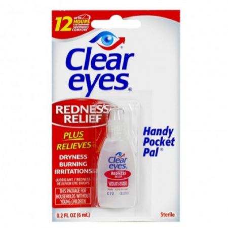 (200) CLEAR EYES REDNESS RELIEF