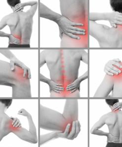 Pijnlijke Spieren en Gewrichten; Artritis; Rugpijn